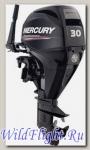 Четырехтактный подвесной лодочный мотор Mercury F30 M GA EFI