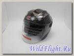 Шлем HIZER B208 Grey
