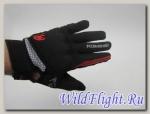 Перчатки KOMINE GK-163 Black/Red