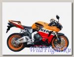 Слайдеры Crazy Iron для Honda CBR 600RR от 2009 г.