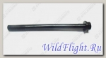 Болт с фланцем M12?1.25?170мм , сталь LU013982