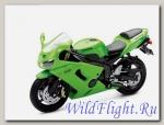 Модель мотоцикла Ninja ZX-6RR 1:18 Kawasaki