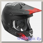 Шлем THOR VERGE OBJECTIV S7 OFFROAD BLACK/GRAY