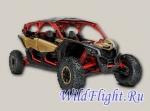 Квадроцикл BRP MAVERICK X3 MAX X RS TURBO R