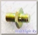 Винт крепления мотора сервопривода, сталь LU018807
