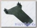 Подушка заднего крыла, резина LU055521