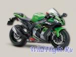 Мотоцикл Kawasaki Ninja ZX-10R WSB 2019