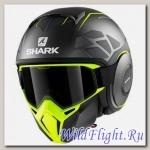 Шлем SHARK Street-Drak silver lime