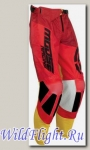 Брюки MOOSE RACING M1 S19 OFFROAD RED/YELLOW