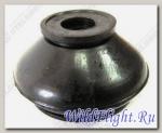 Пыльник шаровой опоры передней подвески, резина LU043167