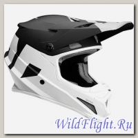 Шлем Thor SECTOR LEVEL S8 OFFROAD BLACK/WHITE MATTE