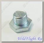 Болт-пробка для замены масла в заднем редукторе М14?1.5?15 мм, сталь LU022548