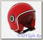 Шлем VESPA RED VJ1-946 Helmet - DOT Certified