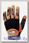 Перчатки YOKE MT805 orange