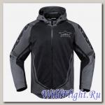 Куртка ICON RAIDEN UX WATERPROOF - BLACK