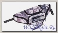 Сумка багажная на руль с карманом для навигатора