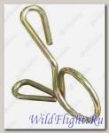 Хомут пружинный 8мм, сталь LU016423