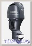 Четырехтактный подвесной лодочный мотор Yamaha F350AETX