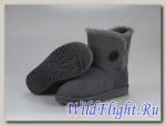 UGG WOMENS BAILEY BUTTON gray 5803