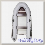 Лодка НАШИ ЛОДКИ PATRIOT 340 AL классика aluminium