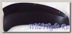 Накладка демпфирующая переднего облиц.щитка, правая, пластик LU025563