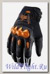 Перчатки кроссовые FOX Racing bomber black/orange r