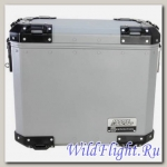 Сумка MOOSE RACING SMALL SILVER EXPEDITION ALUMINUM SIDE CASE
