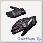 Перчатки KOMINE GK-160 Black/Red