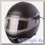 Шлем LS2 FF325 STROBE ELECTRIC SNOW GLOSS BLACK