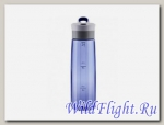 Бутылка для воды с автозакрывающейся крышкой Contigo Grace синяя 750мл.