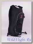 Рюкзак ВР 13 черный 47х24х8см, 15-22 литров, с поильником