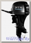 Лодочный мотор T40BMS MTR Marine