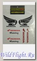 Наклейка DSN 002 Хонда 02 виниловая