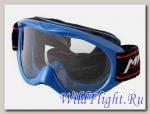 Очки кроссовые G980 Синие MICHIRU