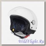 Шлем Vespa VISOR BT (Белый)